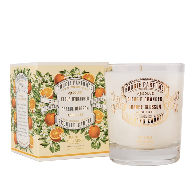 Scented Candle | Orange...