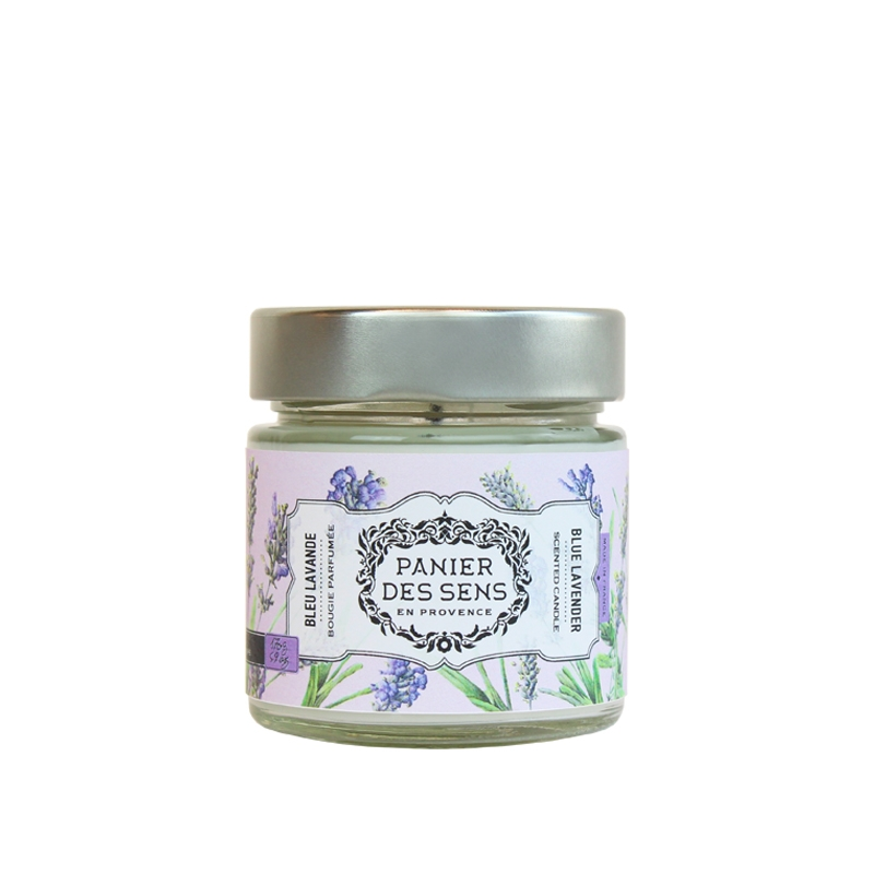 Scented Candle | Blue Lavender