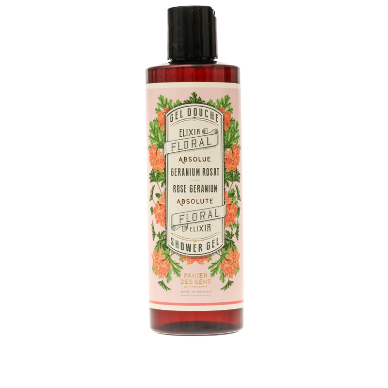 Shower Gel | Rose Geranium