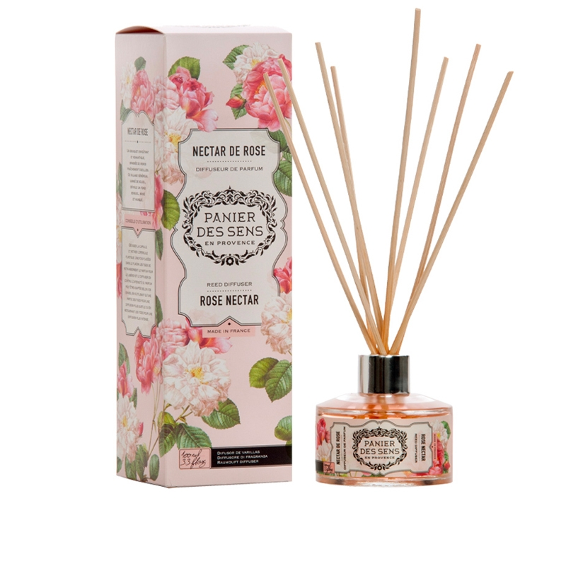 Reed Diffuser | Rose Nectar