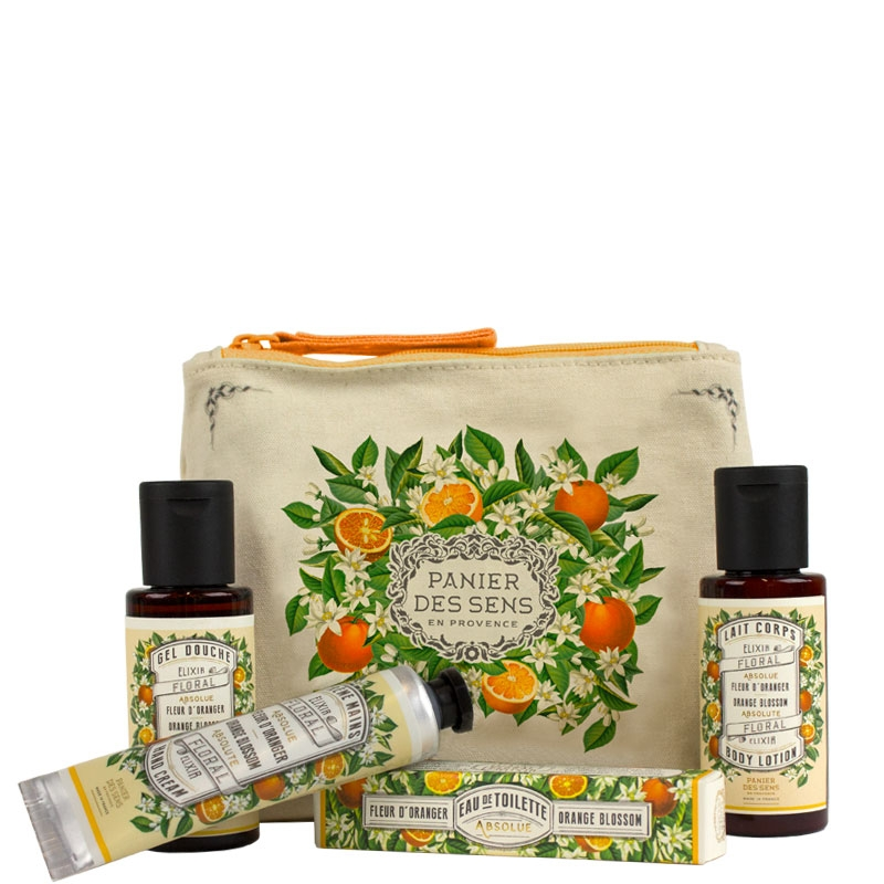 Travel set | Orange blossom