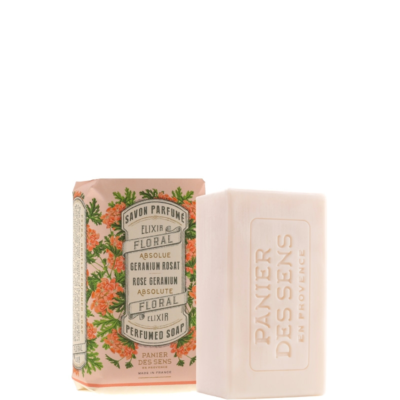 Perfumed Soap | Rose Geranium