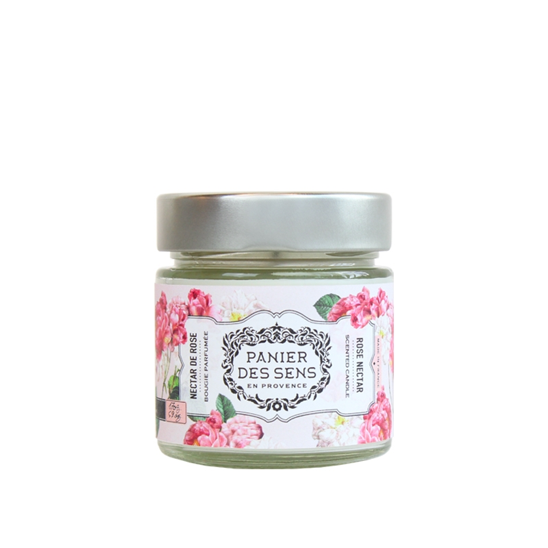 Scented Candle | Rose Nectar