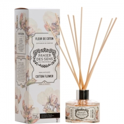 Cotton Flower-Reed Diffuser