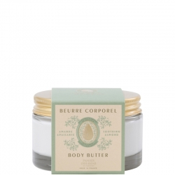 Soothing Almond -Body Butter