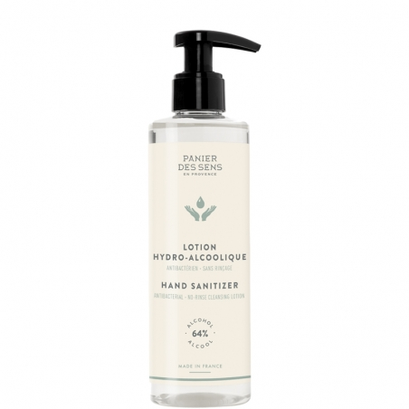 Hands cleansing lotion -...