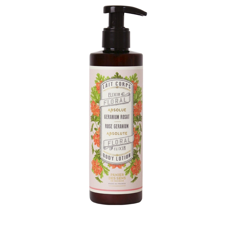 Body Lotion | Rose Geranium