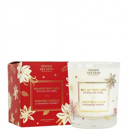 Scented Candle | Cinnamon...