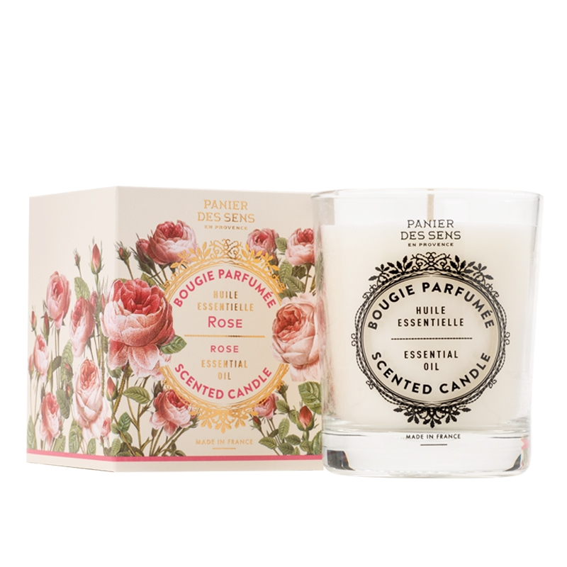 Scented Candle | Soothing Rose