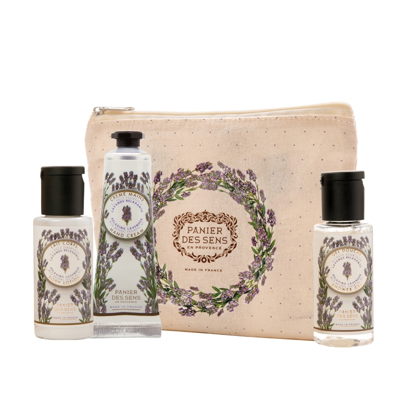 Travel set | Relaxing Lavender