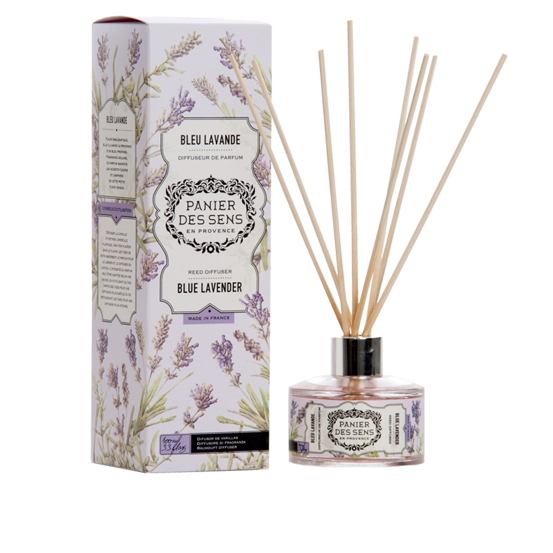 Reed Diffuser | Blue Lavender