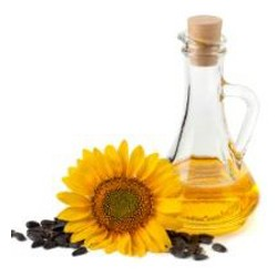 Sunflower Oil  : Softening, Nourishing and Antioxidant