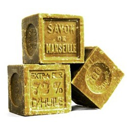 Soap from Marseille : Moisturizing,  Hypoallergenic, Purifying and Anti-irritant